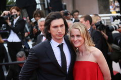 Adam Driver, Joanne Tucker Stockfotos