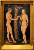 Adam et Eve images stock