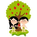 Adam and Eve Royalty Free Stock Photos