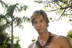 Adam Full Portrait Stock Image