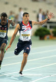 Adam Gemili av Great Britain Arkivfoton