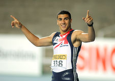 Adam Gemili of Great Britain Stock Photography