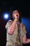 Adam Green führt an Diskothek Razzmatazz durch Lizenzfreie Stockfotos