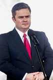 Adam Hofman, spokesman of polish opposition Law and Justice Stock Image