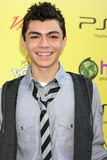Adam Irigoyen. LOS ANGELES - OCT 22: Adam Irigoyen arriving at the 2011 Variety Power of Youth Evemt at the Paramount Studios on October 22, 2011 in Los Angeles stock photography