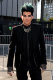 Adam Lambert. LOS ANGELES - AUG 14: Adam Lambert arriving at the 2011 VH1 Do Something Awards at Hollywood Palladium on August 14, 2011 in Los Angeles, CA stock photo