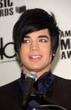 Adam Lambert Royalty Free Stock Images