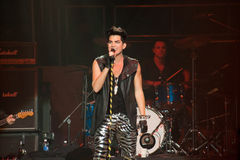 Adam Lambert Stock Photo