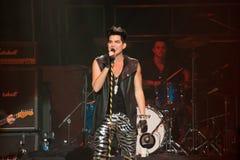 Adam Lambert Stock Photo