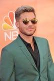 Adam Lambert Lizenzfreies Stockfoto
