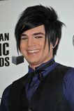 Adam Lambert. At the nominations announcement for the 2009 American Music Awards at the Beverly Hills Hotel. October 13, 2009 Los Angeles, CA Picture: Paul royalty free stock photography