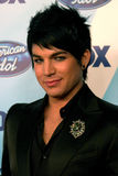Adam Lambert. In the Press Room at the Amerian Idol Season 8 Finale at the Nokia Theater in Los Angeles, CA on May 20, 2009 stock photography