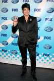 Adam Lambert. In the Press Room at the Amerian Idol Season 8 Finale at the Nokia Theater in Los Angeles, CA on May 20, 2009 .2009 Kathy Hutchins / Hutchins stock photography