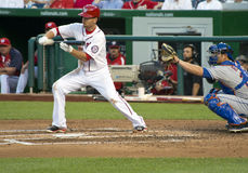 Adam LaRoche, Washington Nationals Fotografia Stock Libera da Diritti