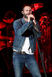 Adam Levine Fotos de Stock Royalty Free