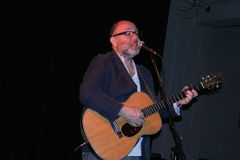Adam Levy. On stage at Als Den March 9.15 Stock Photography
