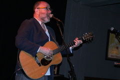 Adam Levy. On stage at Als Den March 9.15 Stock Photos