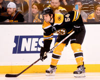 Adam McQuaid Stockbild