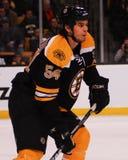 Adam McQuaid Boston Bruins Stockbild
