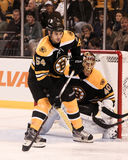 Adam McQuaid Boston Bruins Stockfotos