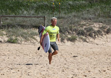 Adam Melling - Surfest Merewether Australia Royalty Free Stock Images