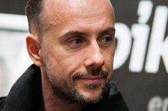 Adam Michal Darski - Nergal Royalty Free Stock Photos