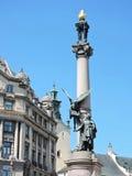 Adam Mickiewicz-Monument, Ukraine Lizenzfreie Stockbilder