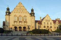 Adam Mickiewicz University Lizenzfreie Stockfotografie