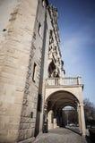 Adam Mickiewicz University Stockfoto