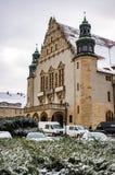 Adam Mickiewicz University-Gebäude Stockfotografie