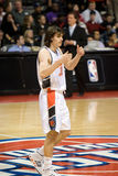 Adam Morrison Is Thumbs Up Royalty Free Stock Image