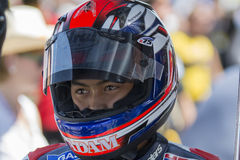 Adam Norrodin. Moto3. Asia Talent Team. Stock Images