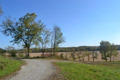 Adam-ondi-Ahman le comté de Daviess Missouri Photographie stock libre de droits