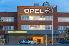 Adam Opel Germany Stock Photography