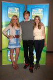Adam-Provinzler, Tiffany, Tiffany Thornton, Bridgit Mendler Stockfoto