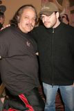 Adam Rifkin, Ron Jeremy Obraz Stock