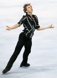 Adam Rippon (USA) Royalty Free Stock Photo
