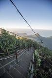 Adam's Peak in Sri Lanka Royalty Free Stock Image