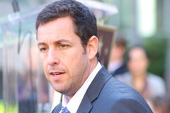 Adam Sandler royalty free stock photo