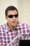 Adam Sandler Stock Photo