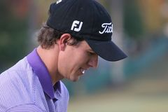 Adam Scott, Ausflug-Meisterschaft, Atlanta, 2006 Stockfotos