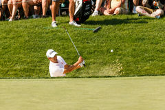 Adam Scott at the Memorial Tournament Royalty Free Stock Images