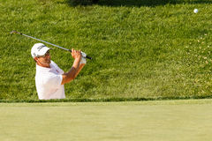 Adam Scott at the Memorial Tournament Royalty Free Stock Image