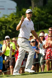 Adam Scott at the Memorial Tournament Royalty Free Stock Photography