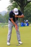 Adam Scott on the PGA tour Stock Image