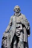 Adam Smith, Koninklijke Mijl, Edinburgh, Schotland Stock Afbeelding