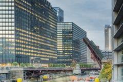 Adam Street-Brücke Stockfotografie