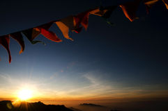 Adam szczyt - Sri Lanka zdjęcia royalty free