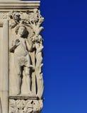 Adam und ursprüngliche Sünde Stockbild