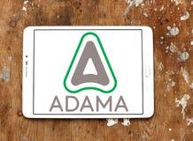 ADAMA Agricultural Solutions-embleem royalty-vrije stock afbeeldingen